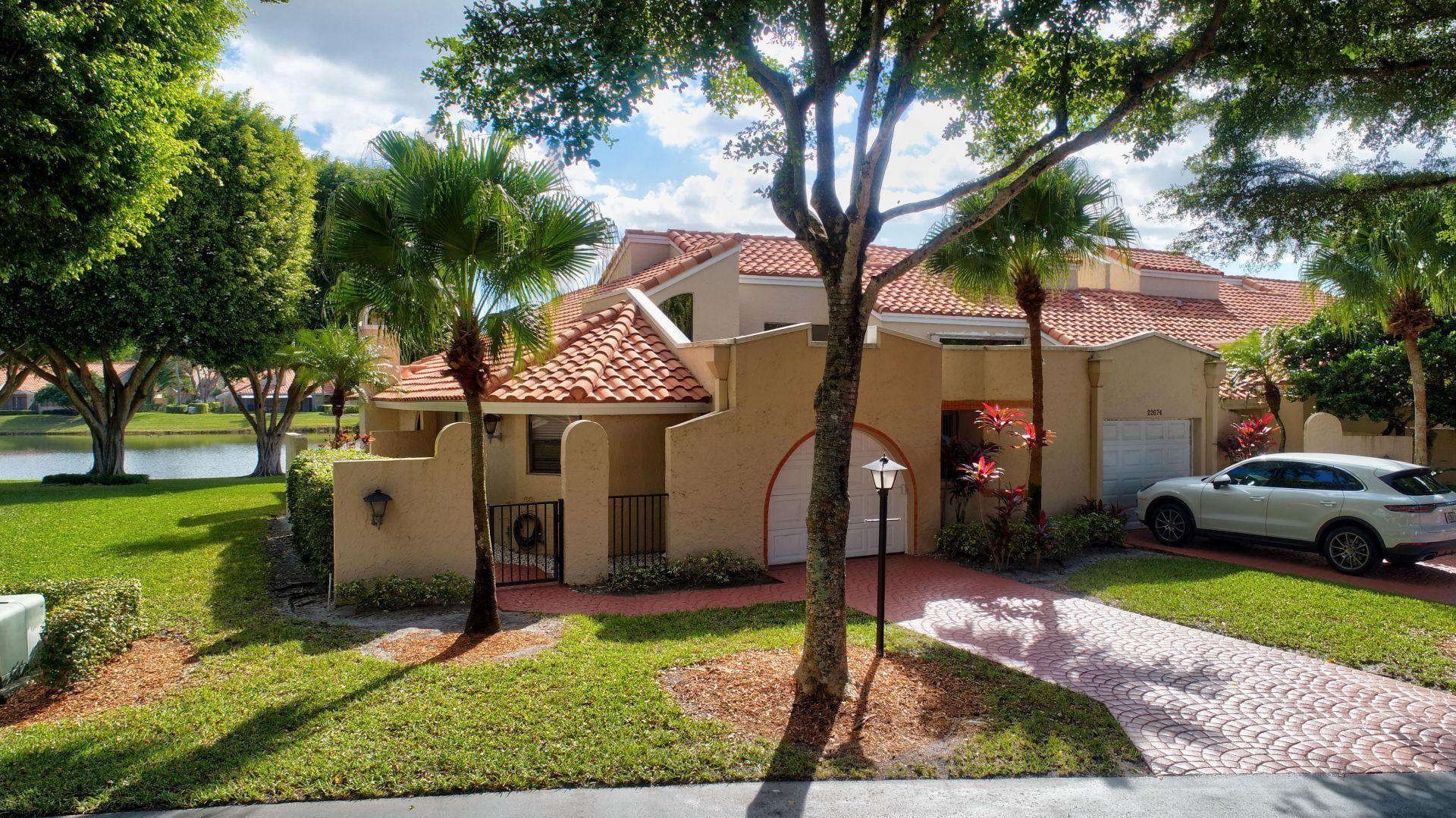 22672 Meridiana Drive, Boca Raton, FL 33433 - #: RX-10686208