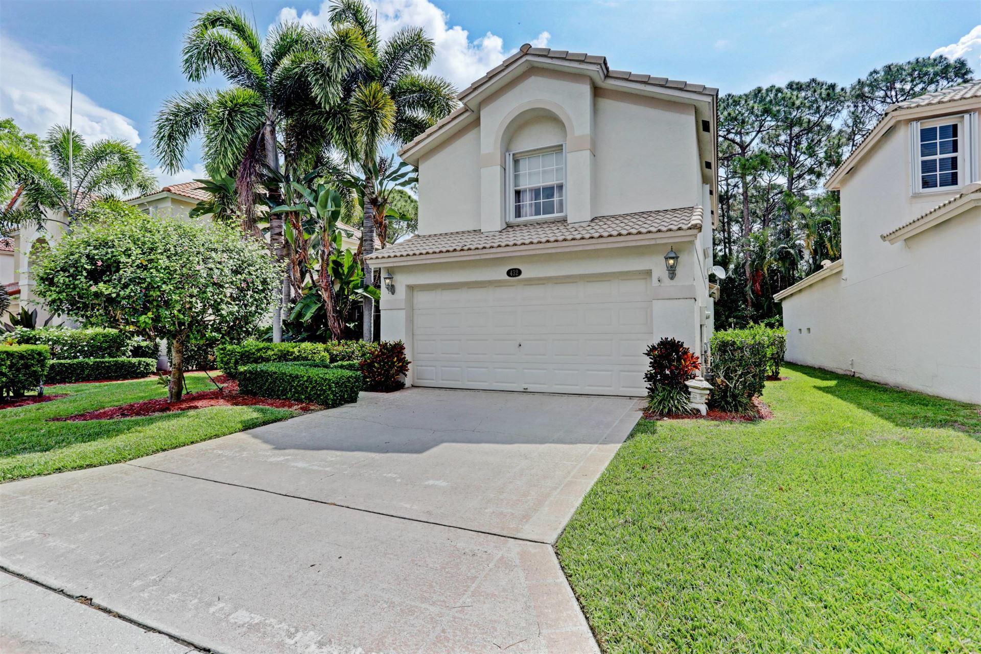 432 Woodview Circle, Palm Beach Gardens, FL 33418 - #: RX-10714208