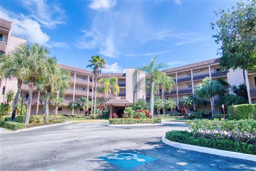 Photo of 4770 Fountains Drive S #203, Lake Worth, FL 33467 (MLS # RX-10610209)