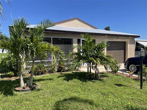 Photo of 16 San Pablo Lane, Port Saint Lucie, FL 34952 (MLS # RX-10748209)