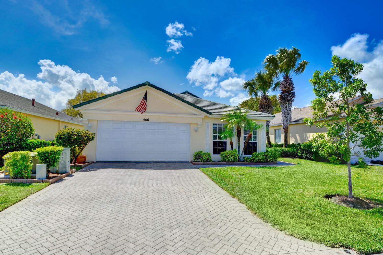 506 SW Indian Key Drive, Port Saint Lucie, FL 34986 - #: RX-10706209