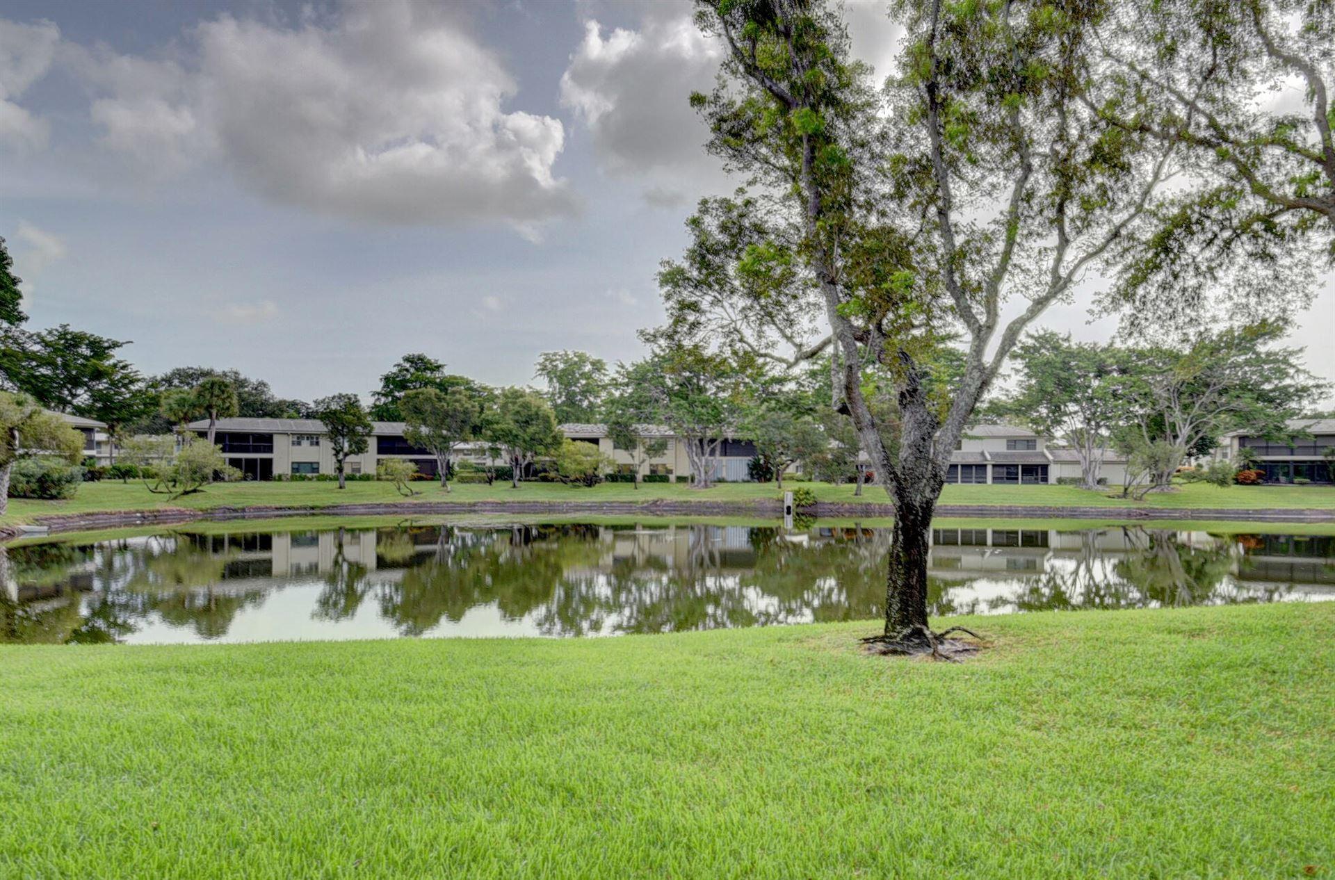 16 Westgate 16d Lane #16d, Boynton Beach, FL 33436 - MLS#: RX-10751209