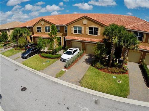 Photo of 5813 Monterra Club Drive, Lake Worth, FL 33463 (MLS # RX-10638210)