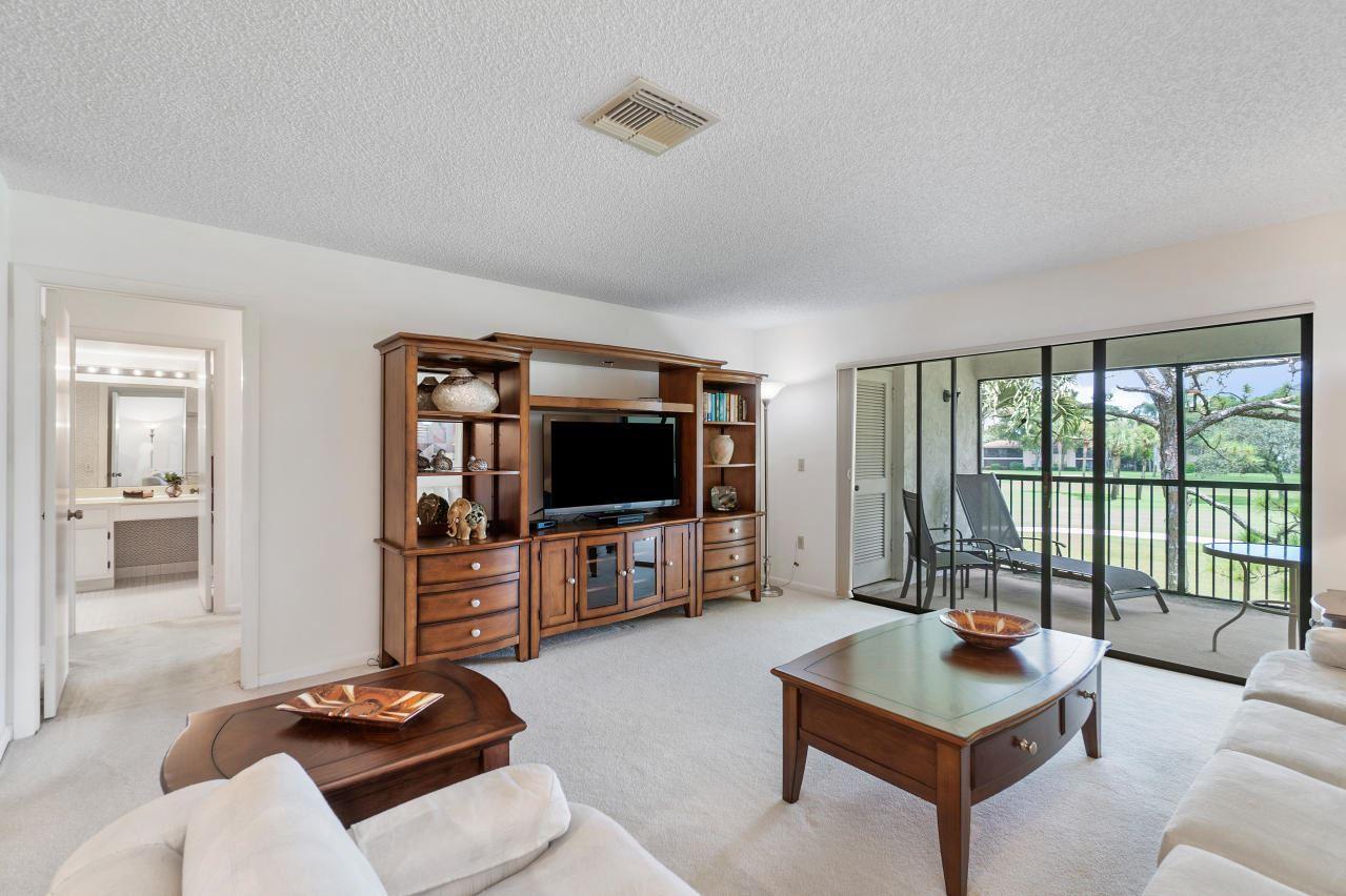 3 Stratford Drive E #D, Boynton Beach, FL 33436 - #: RX-10653210
