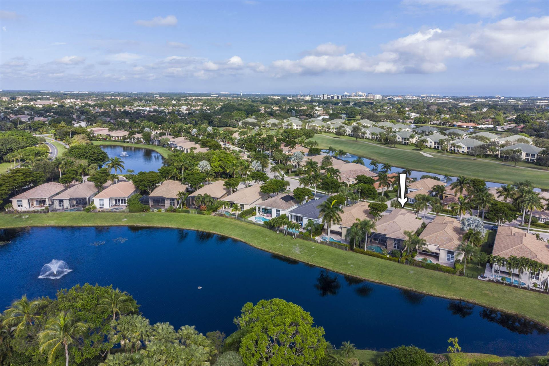 Photo of 154 Orchid Cay Drive, Palm Beach Gardens, FL 33418 (MLS # RX-10679210)