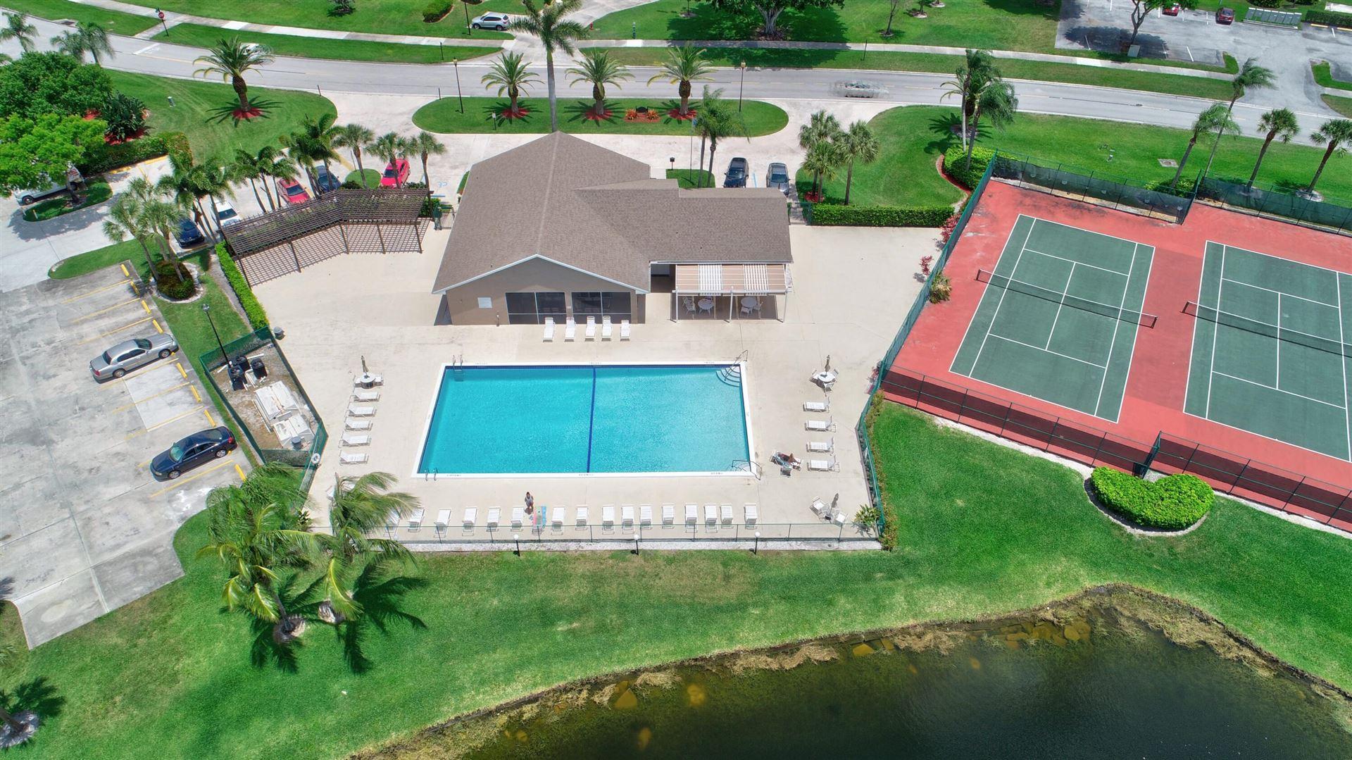 9201 Vineland Court #D, Boca Raton, FL 33496 - MLS#: RX-10742210