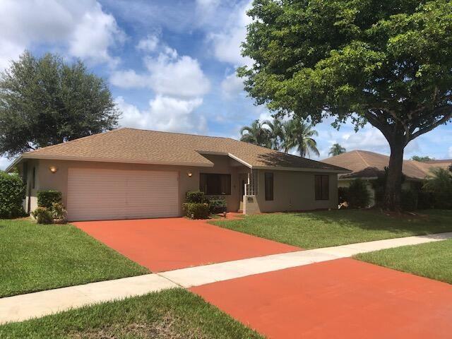 22087 Montebello Drive, Boca Raton, FL 33433 - #: RX-10750210