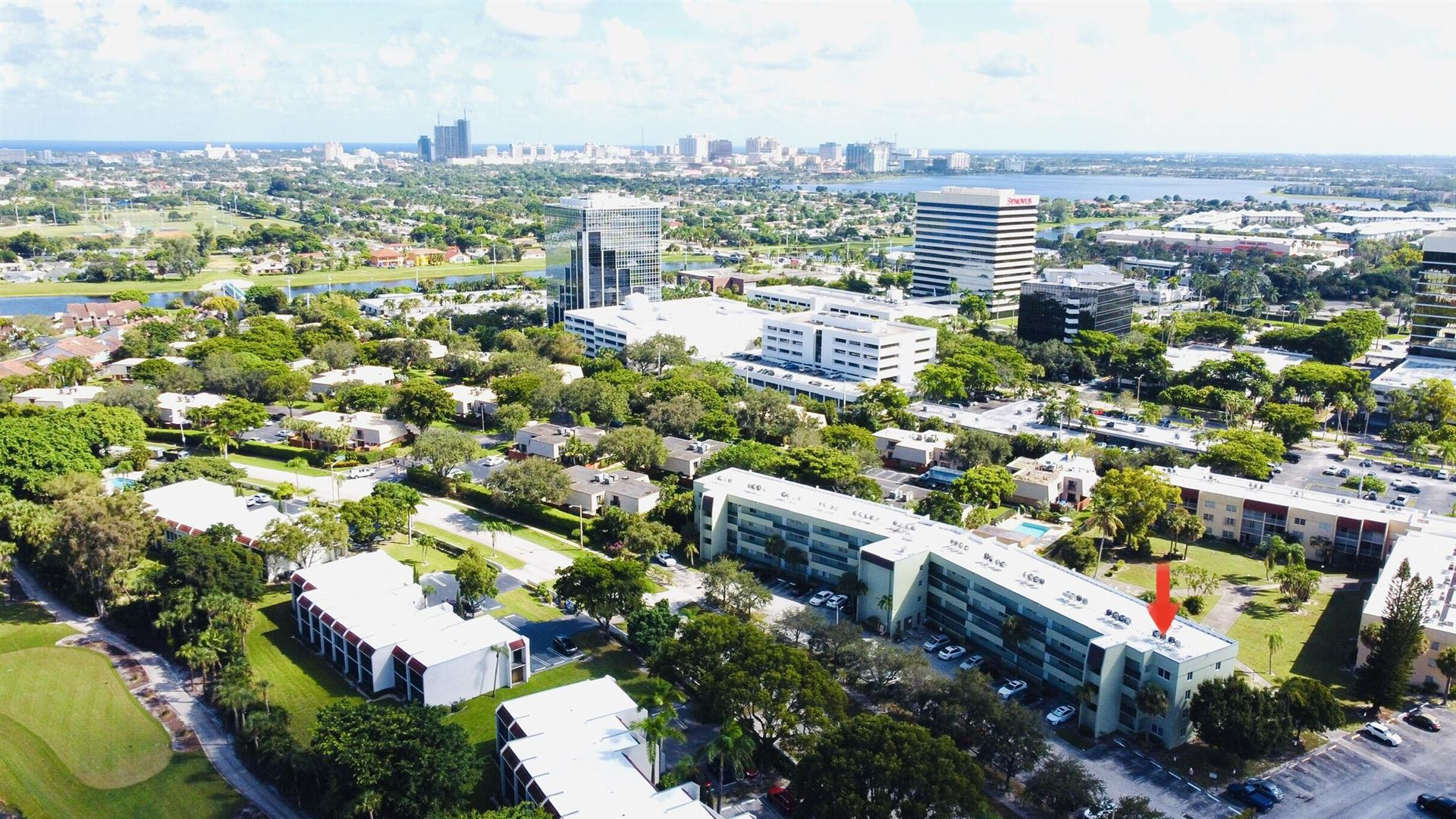 1638 Embassy Drive #412, West Palm Beach, FL 33401 - MLS#: RX-10754210