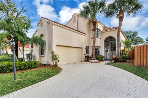 Photo of 2542 La Lique Circle, Palm Beach Gardens, FL 33410 (MLS # RX-10586211)