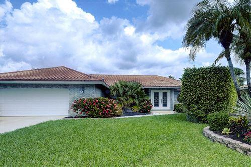 Photo of 19489 Sedgefield Terrace, Boca Raton, FL 33498 (MLS # RX-10730211)