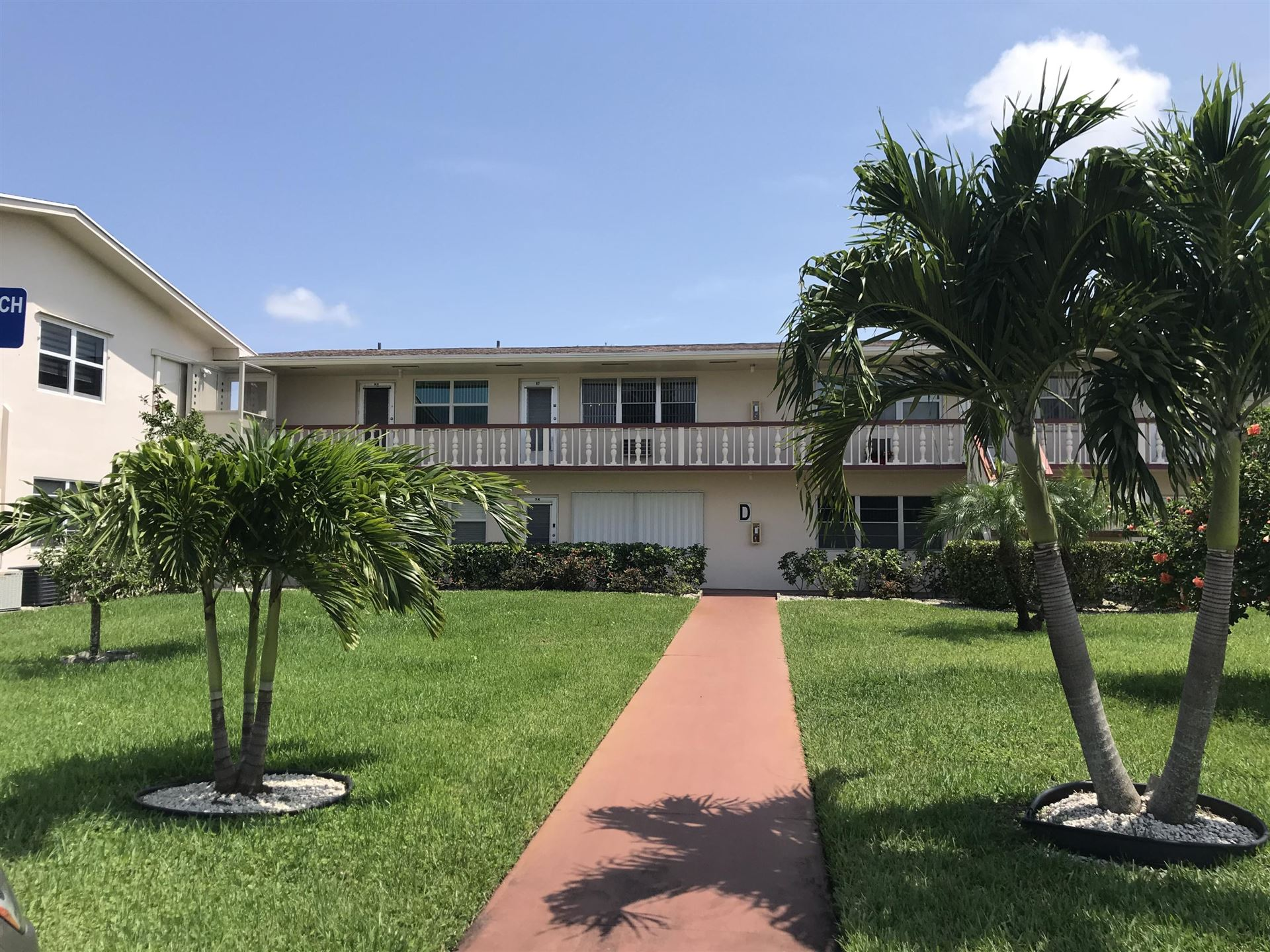 87 Norwich D, West Palm Beach, FL 33417 - #: RX-10626211