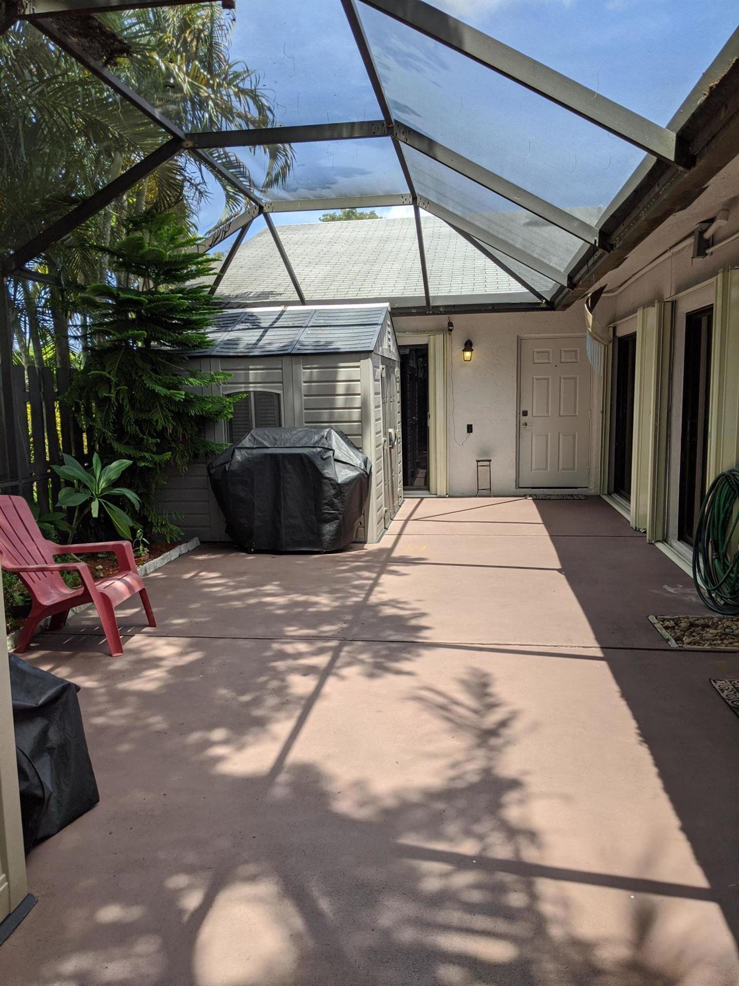 1068 Summit Trail Circle #B, West Palm Beach, FL 33415 - #: RX-10634211