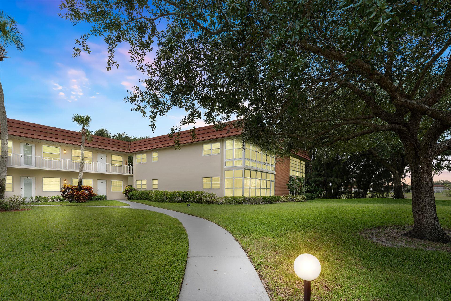 50 Woodland Drive #106, Vero Beach, FL 32962 - MLS#: RX-10744211