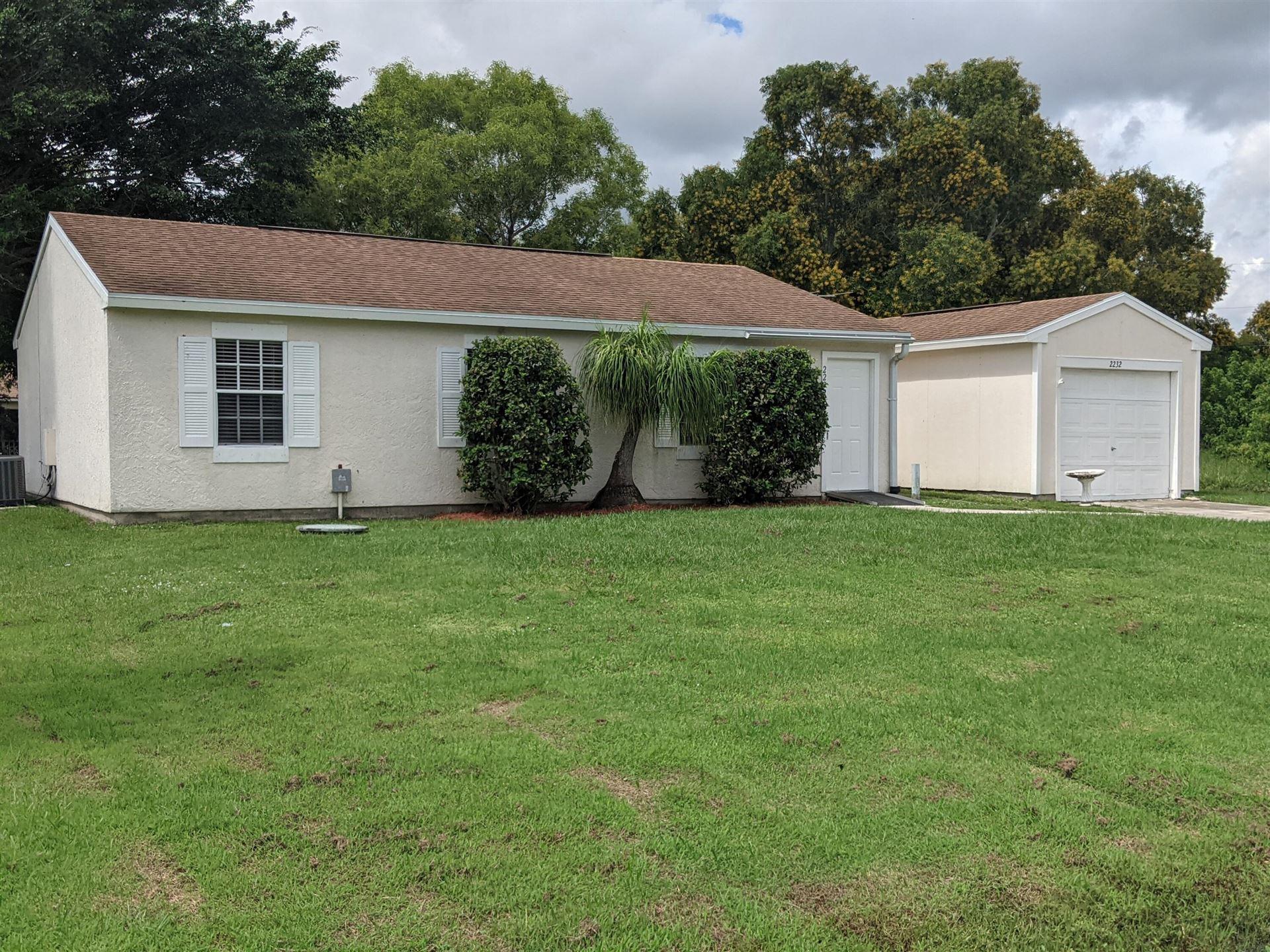 2232 SE Berkshire Boulevard, Port Saint Lucie, FL 34952 - #: RX-10749211