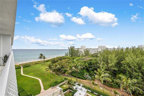 Photo of 2774 S Ocean Boulevard #808, Palm Beach, FL 33480 (MLS # RX-10724212)