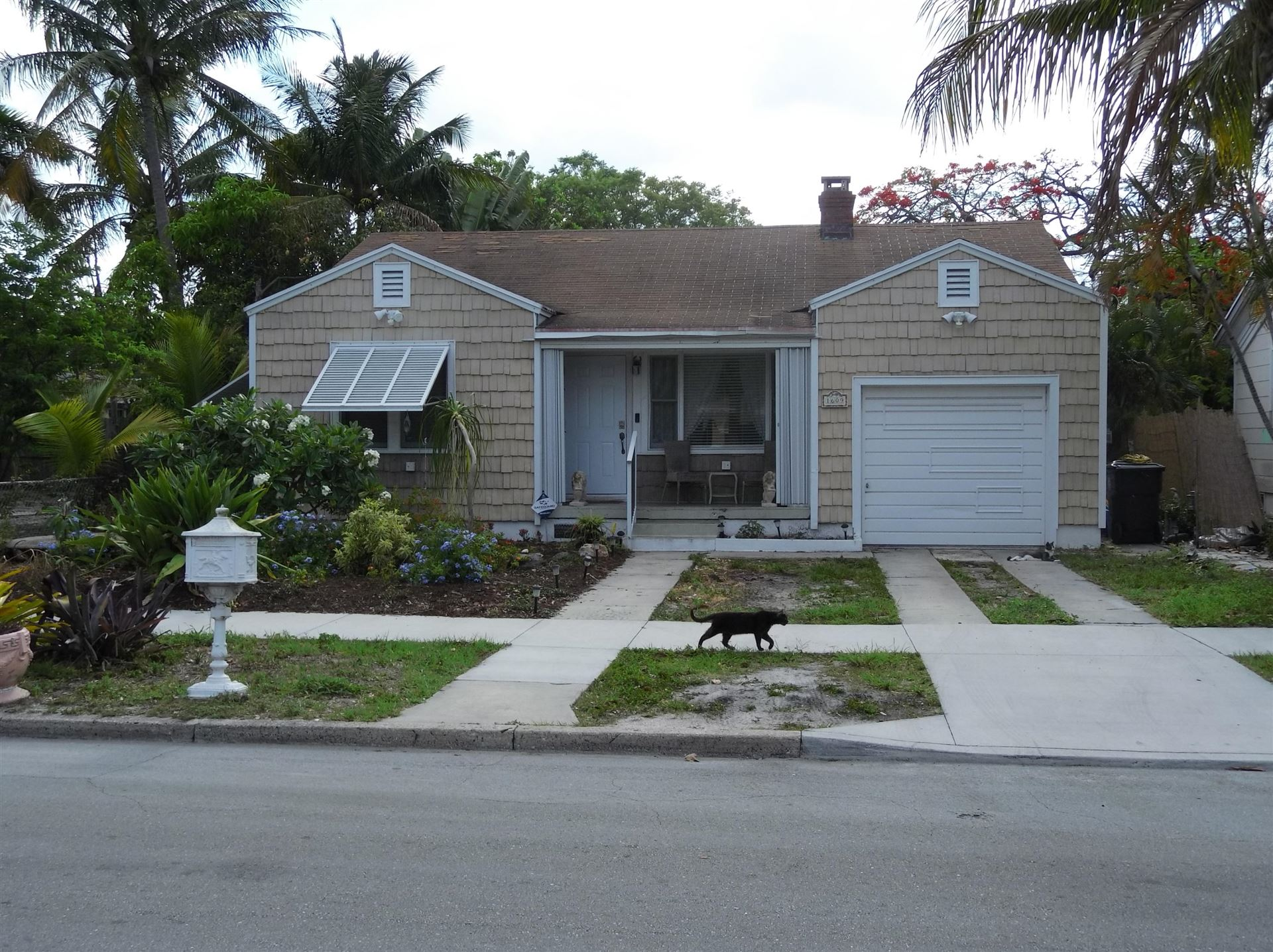 1609 N D Street, Lake Worth, FL 33460 - #: RX-10622212
