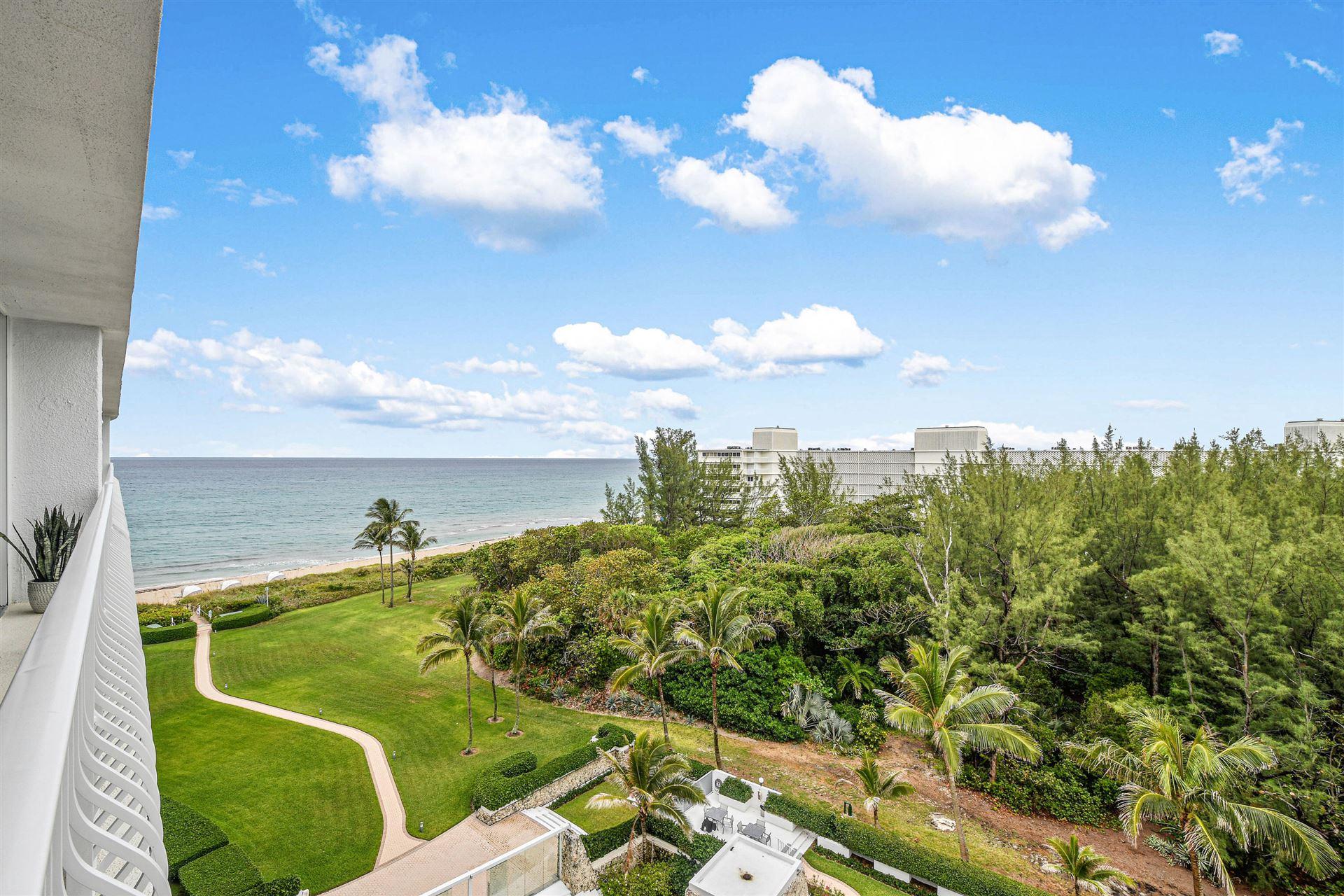 2774 S Ocean Boulevard #808, Palm Beach, FL 33480 - MLS#: RX-10724212