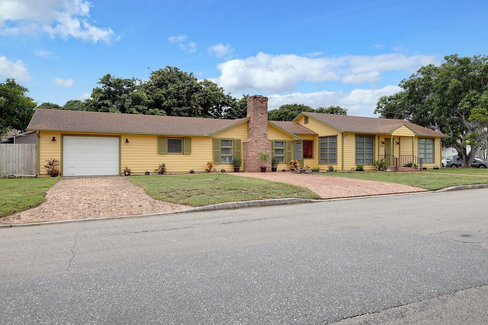 1230 N C Street, Lake Worth, FL 33460 - MLS#: RX-10745212