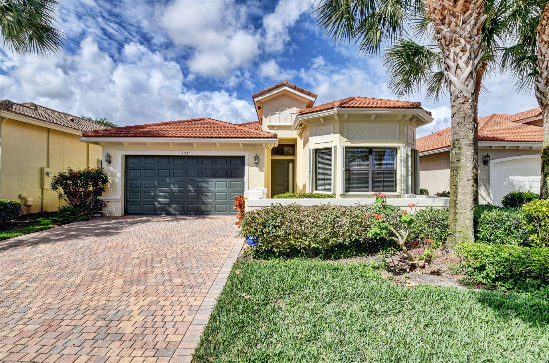 6931 Fabiano Circle, Boynton Beach, FL 33437 - #: RX-10692213