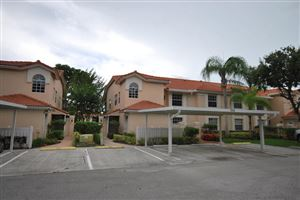 Photo of 7634 Majestic Palm Drive #201, Boynton Beach, FL 33437 (MLS # RX-10539214)