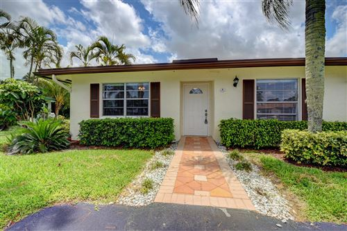 Photo of 5348 Privet Place A Place, Delray Beach, FL 33484 (MLS # RX-10619214)