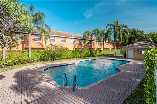 Photo of 6817 Sienna Club Place #6817, Lauderhill, FL 33319 (MLS # RX-10637214)