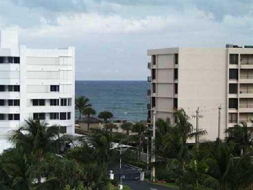 Photo of 3589 S Ocean Boulevard #406, South Palm Beach, FL 33480 (MLS # RX-10707214)