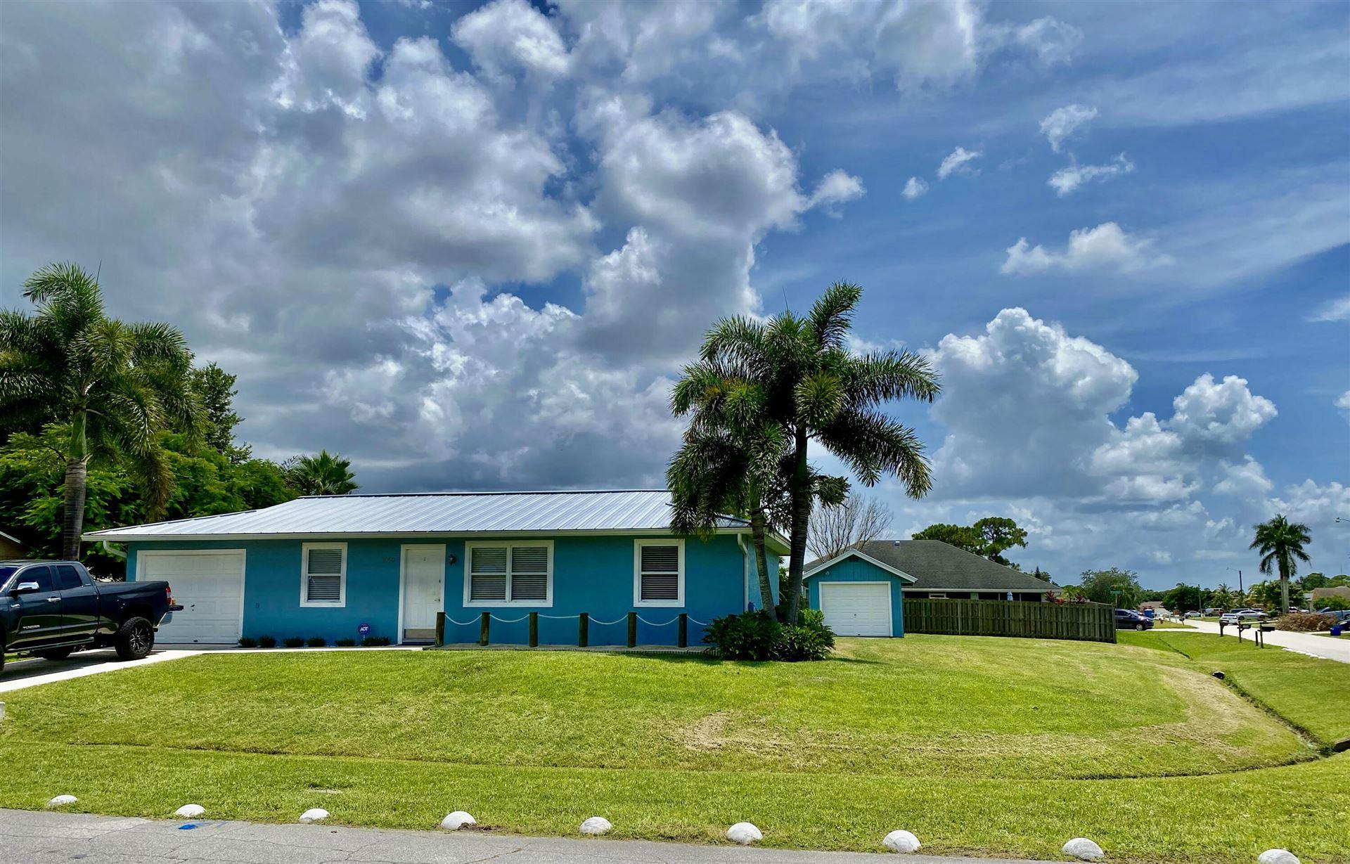 1098 SW John Maccormack Terrace, Port Saint Lucie, FL 34953 - #: RX-10735214