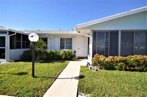 Photo of 3489 Rossi Court, West Palm Beach, FL 33417 (MLS # RX-10675215)