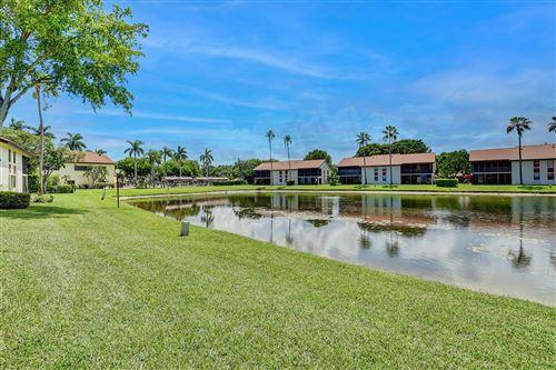 Photo of 10215 N Circle Lake Drive #202, Boynton Beach, FL 33437 (MLS # RX-10733215)