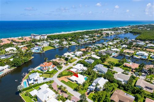 Photo of 36 Spanish River Drive, Ocean Ridge, FL 33435 (MLS # RX-10746215)