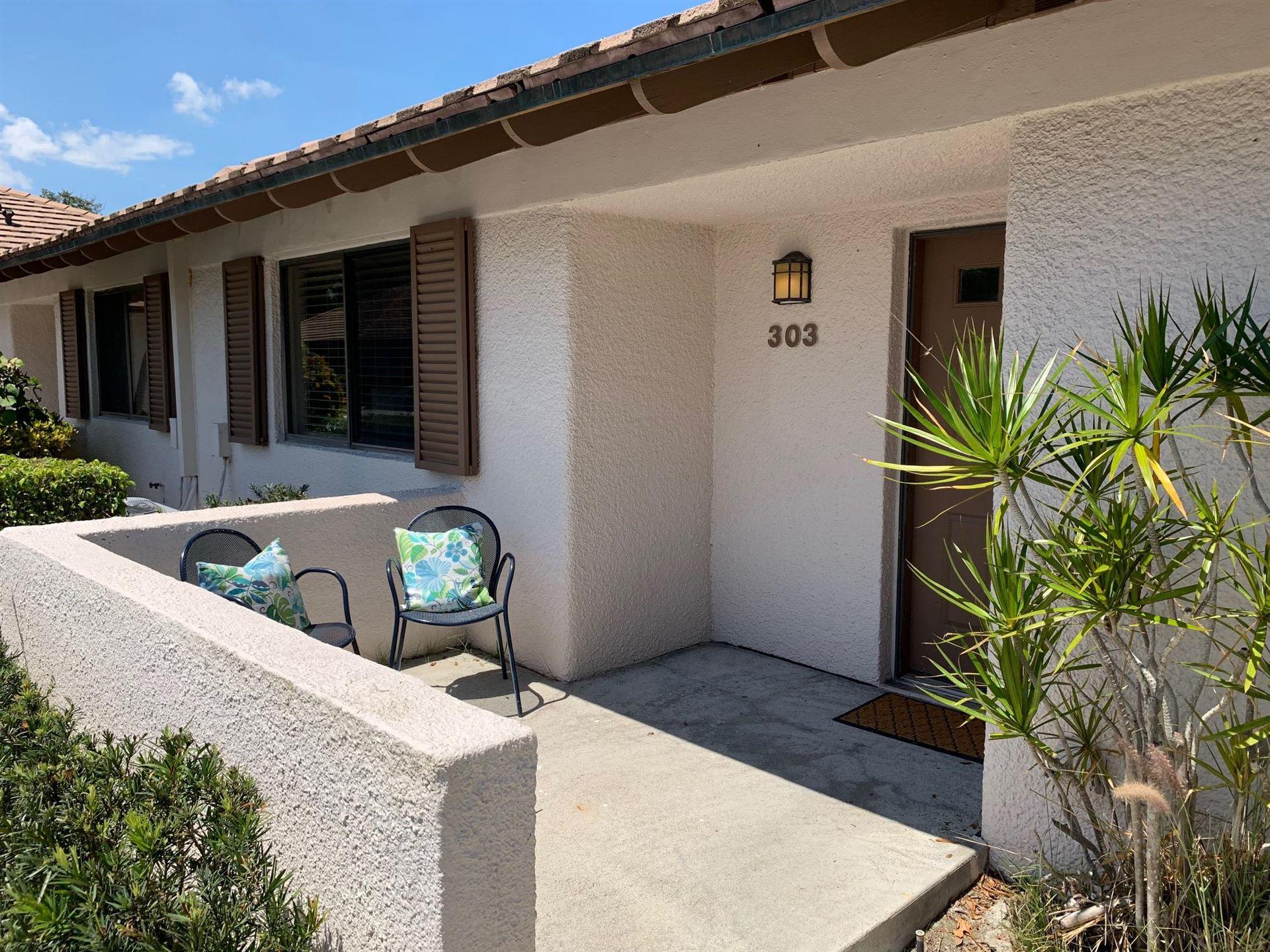 303 Club Drive, Palm Beach Gardens, FL 33418 - #: RX-10614215