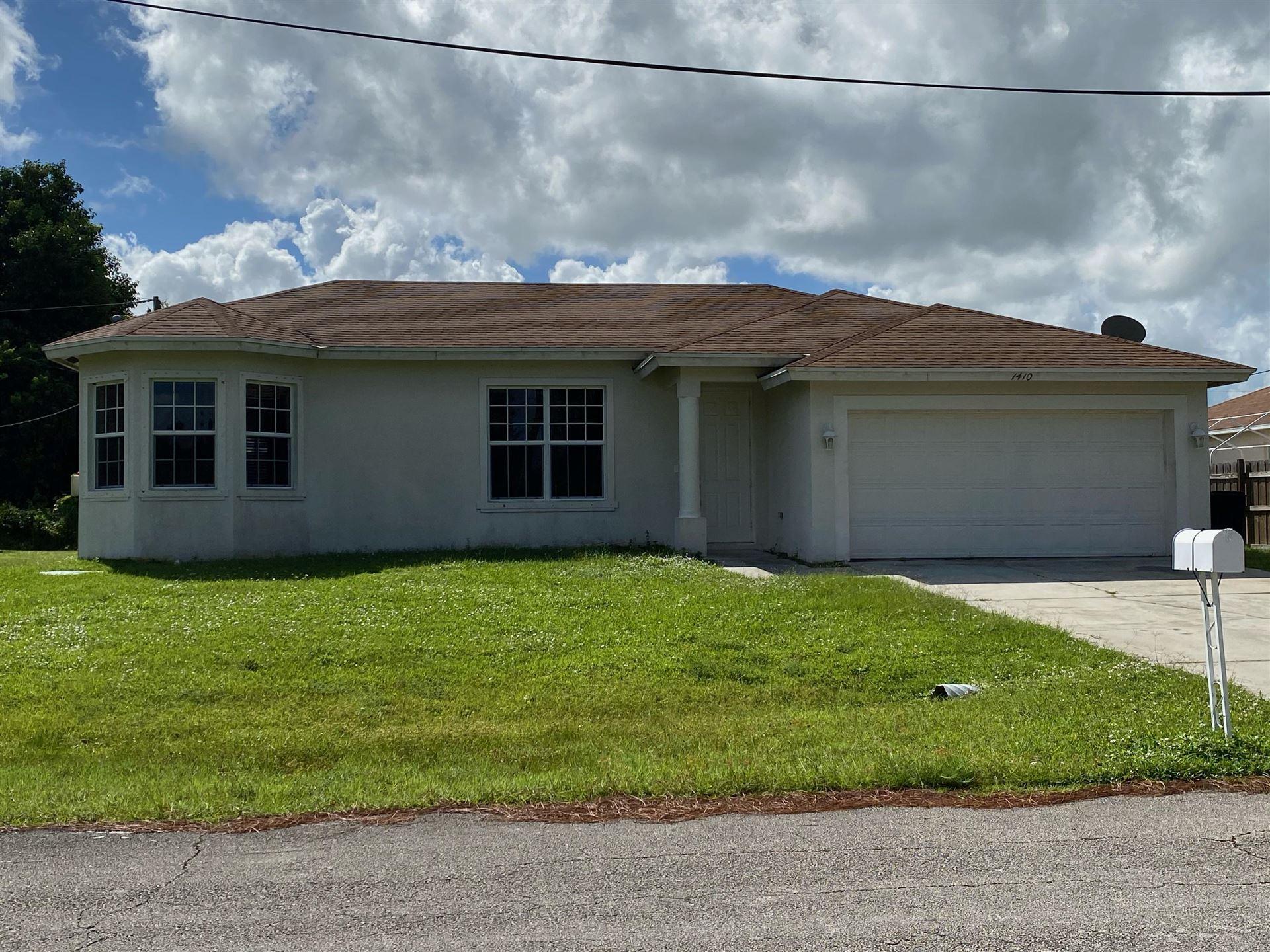 1410 SW San Sebastian Avenue, Port Saint Lucie, FL 34953 - #: RX-10651215