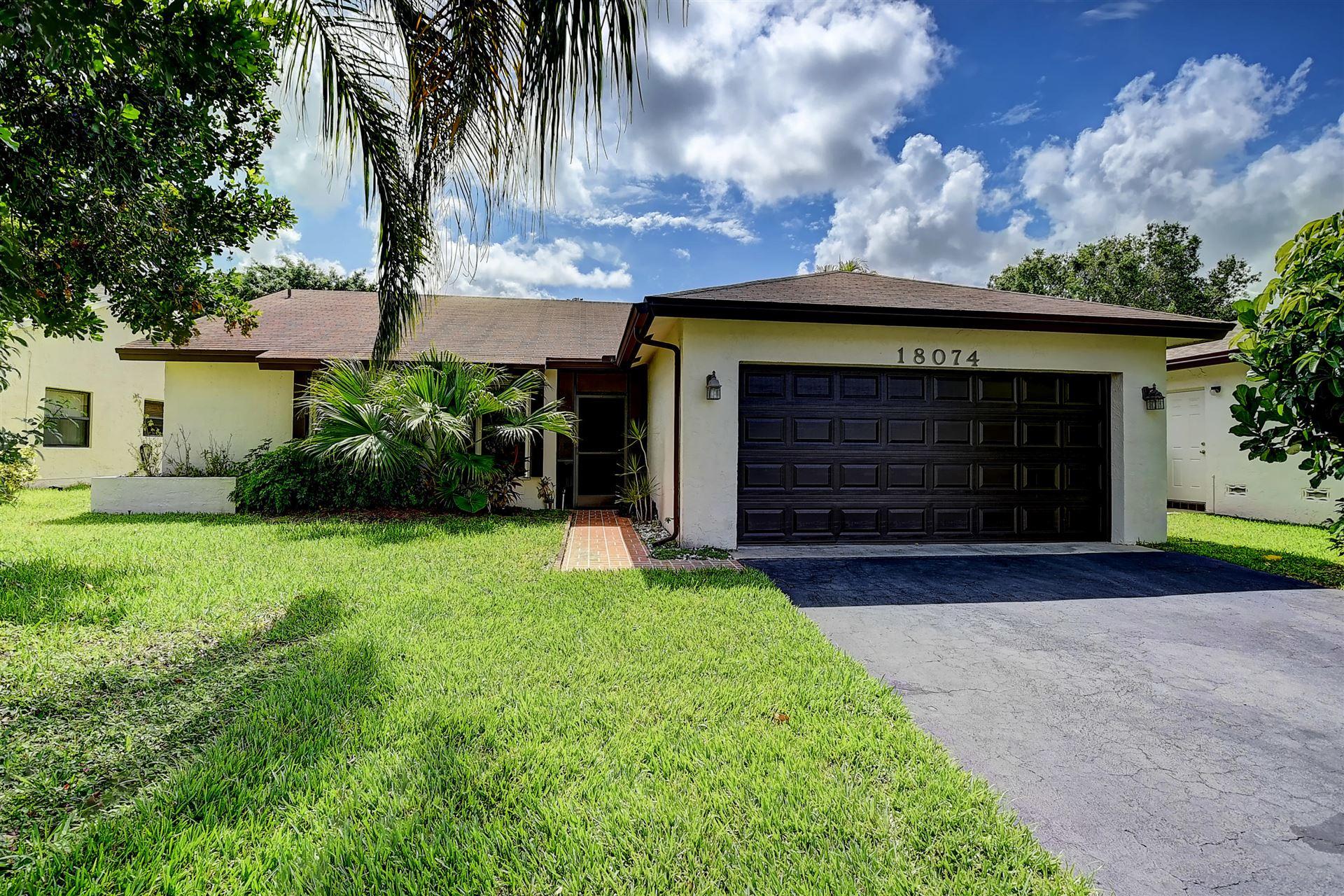 18074 105th Avenue S, Boca Raton, FL 33498 - MLS#: RX-10722215