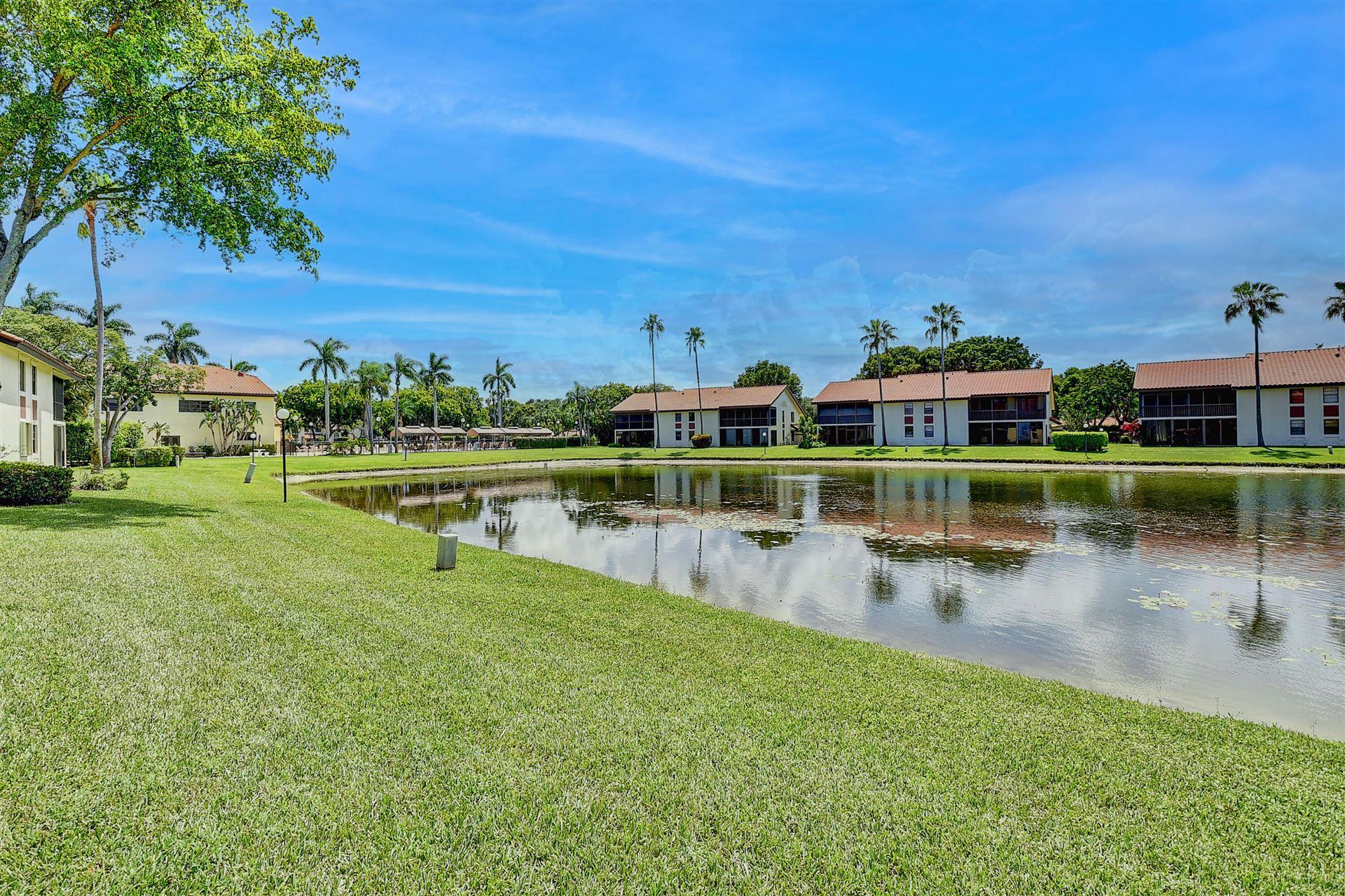 10215 N Circle Lake Drive #202, Boynton Beach, FL 33437 - MLS#: RX-10733215