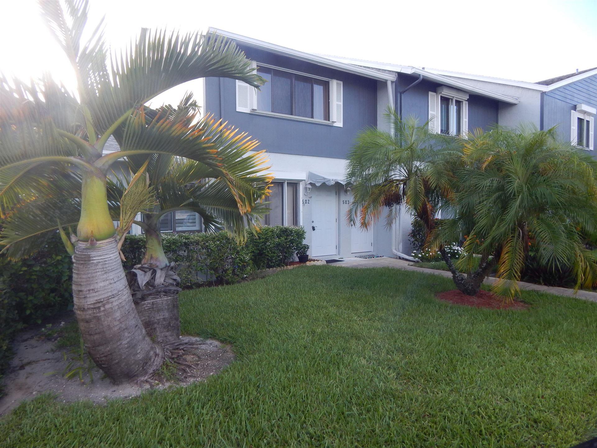 2641 Gately Drive W #502, West Palm Beach, FL 33415 - MLS#: RX-10742215