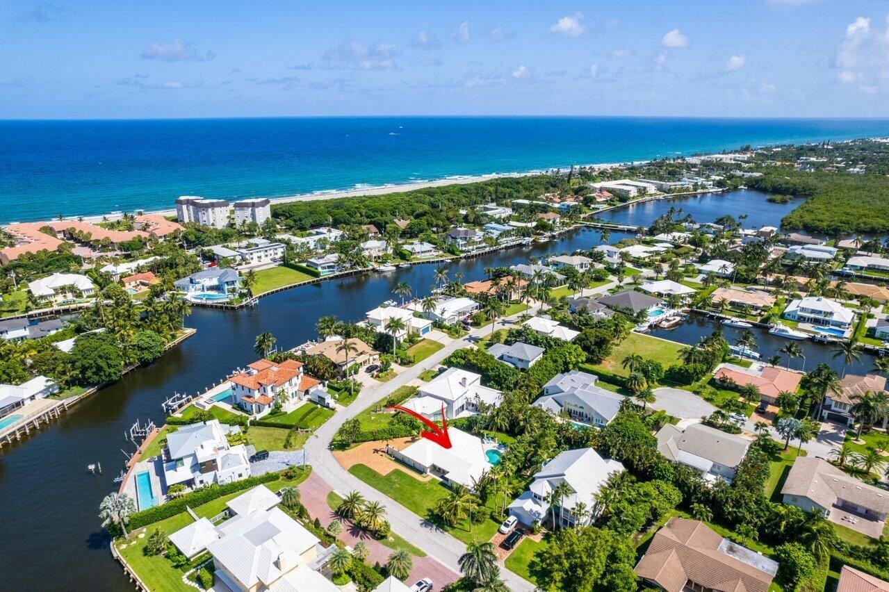 36 Spanish River Drive, Ocean Ridge, FL 33435 - #: RX-10746215