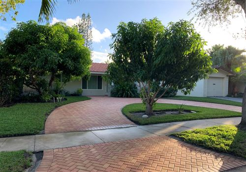 Photo of 1326 Monroe Street, Hollywood, FL 33019 (MLS # RX-10674216)