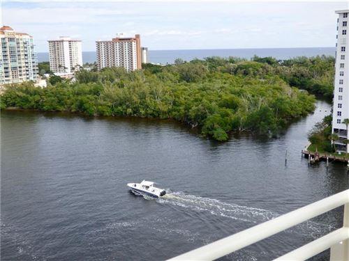Photo of 888 Intracoastal Drive #15-D, Fort Lauderdale, FL 33304 (MLS # RX-10685216)