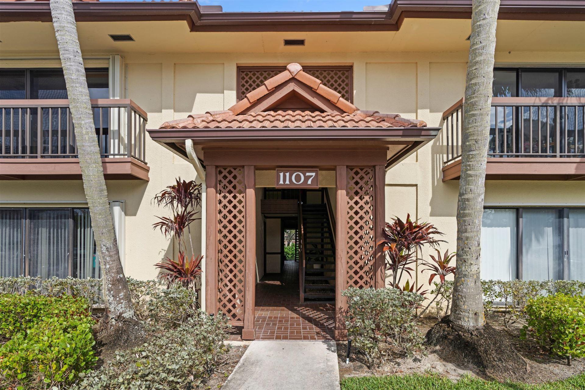 1107 Duncan Circle #202, Palm Beach Gardens, FL 33418 - #: RX-10694216