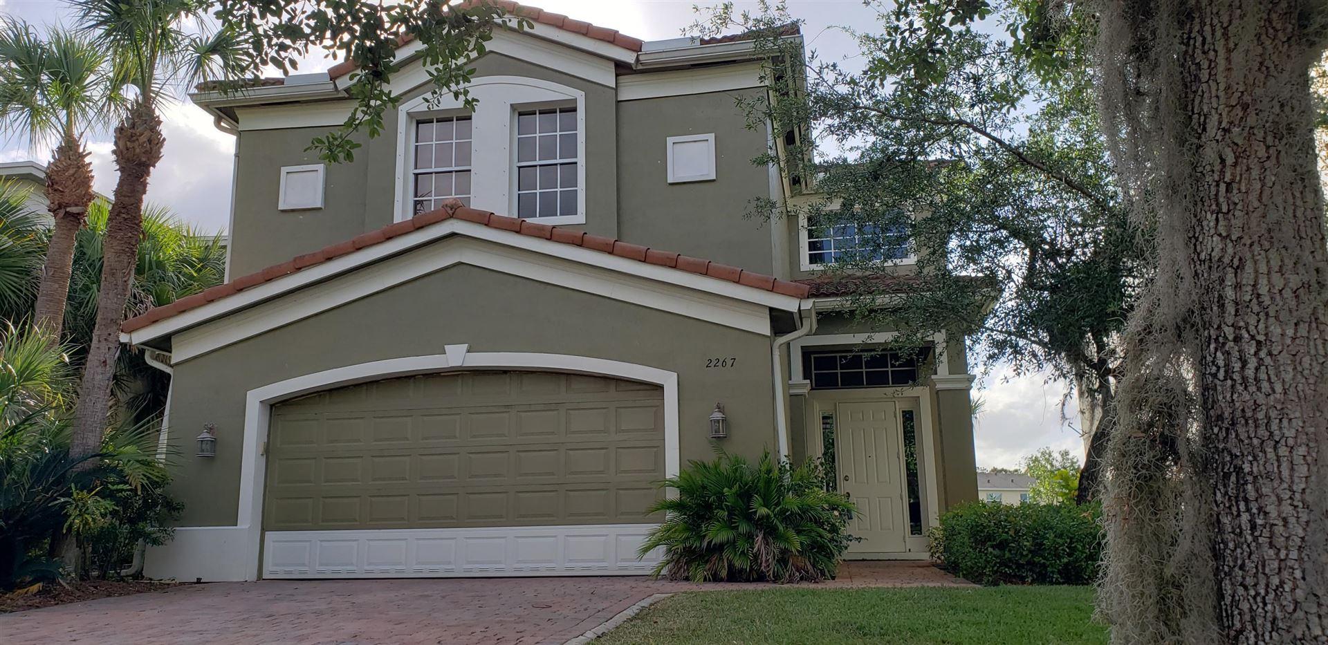 2267 NW Padova Street, Port Saint Lucie, FL 34986 - #: RX-10706216