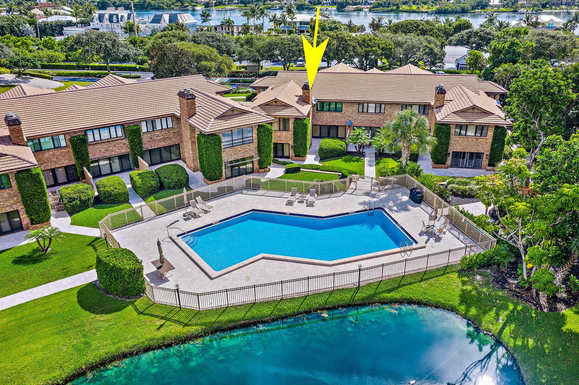Photo for 11890 SE Hill Club Terrace #105, Tequesta, FL 33469 (MLS # RX-10745216)