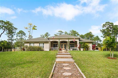 Photo of 17661 41st Road N, Loxahatchee, FL 33470 (MLS # RX-10637217)