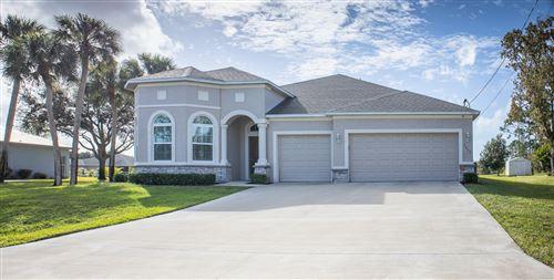 Photo of 2062 SW Justison Avenue, Port Saint Lucie, FL 34953 (MLS # RX-10683217)