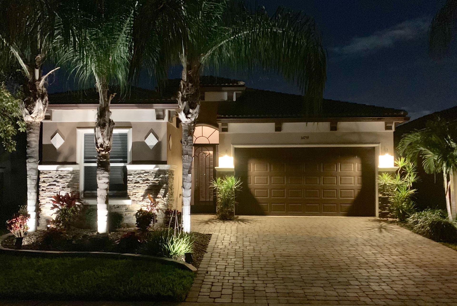 14759 Rapolla Drive, Delray Beach, FL 33446 - #: RX-10633217