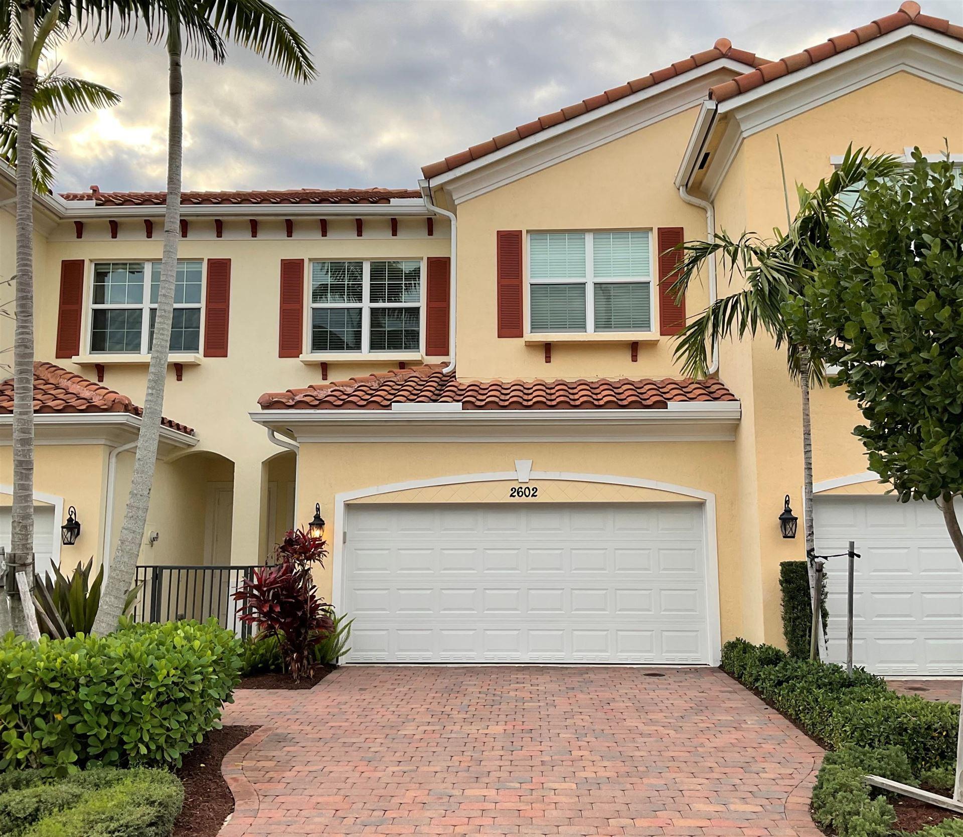 Photo of 2602 Florida Boulevard, Delray Beach, FL 33483 (MLS # RX-10695217)