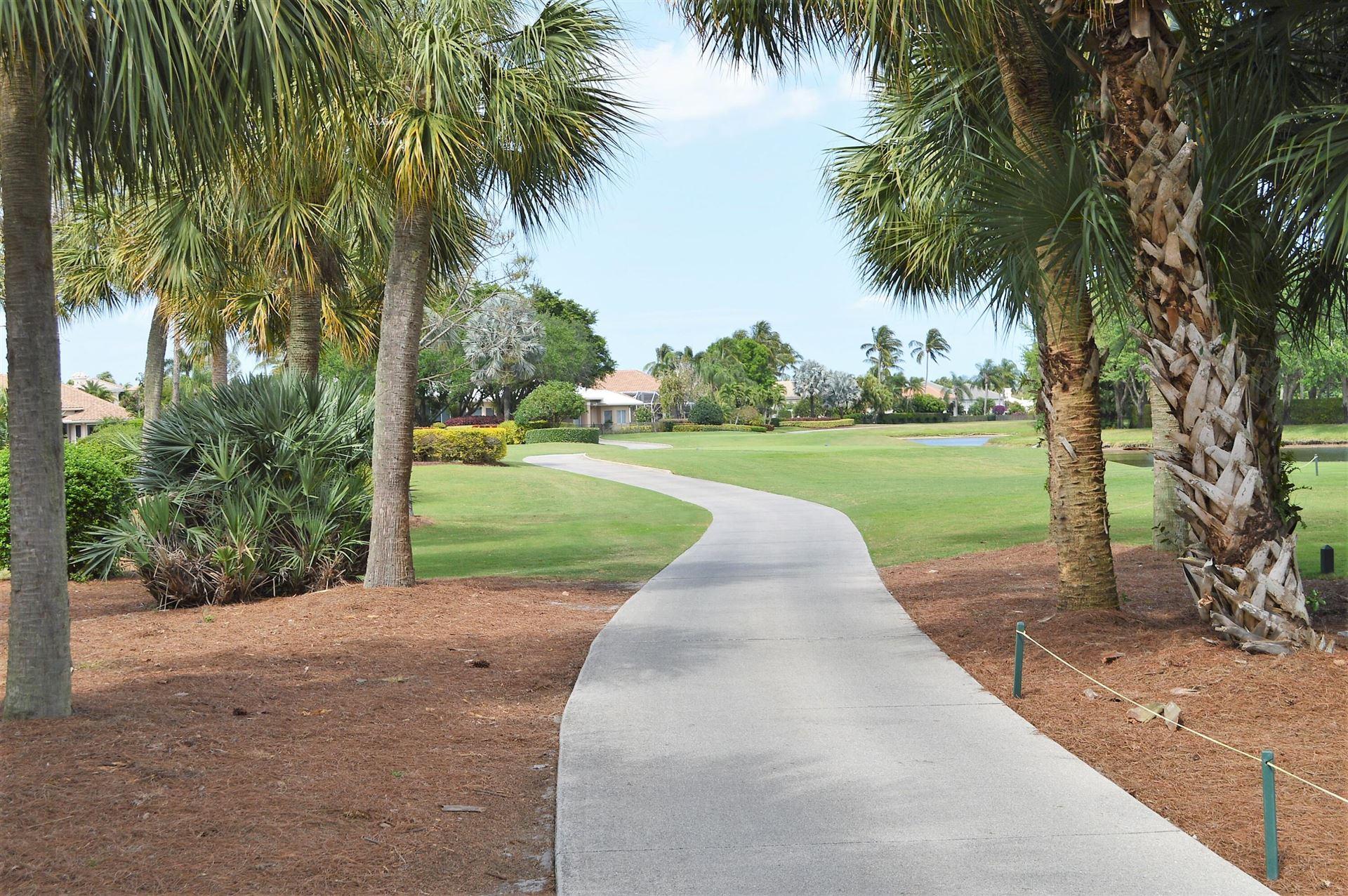Photo of 117 Palm Point Circle #C, Palm Beach Gardens, FL 33418 (MLS # RX-10701217)