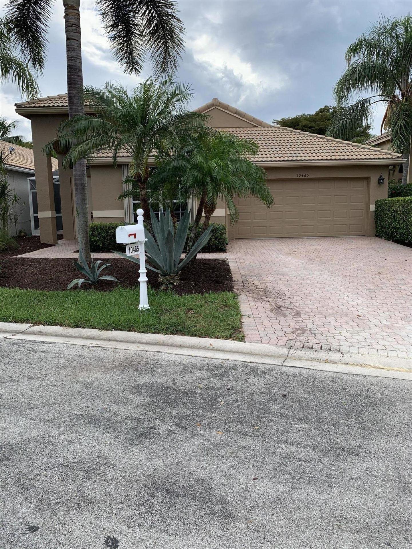10465 Copper Lake Way, Boynton Beach, FL 33437 - MLS#: RX-10716217