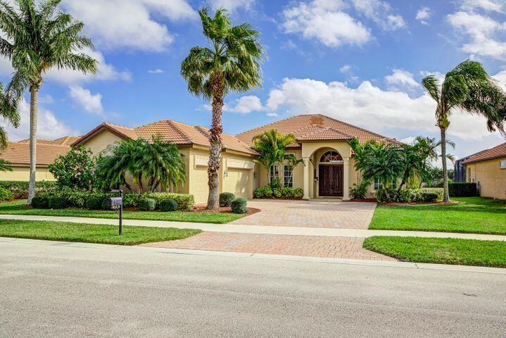 921 SW Grand Reserve Boulevard, Port Saint Lucie, FL 34986 - MLS#: RX-10722217