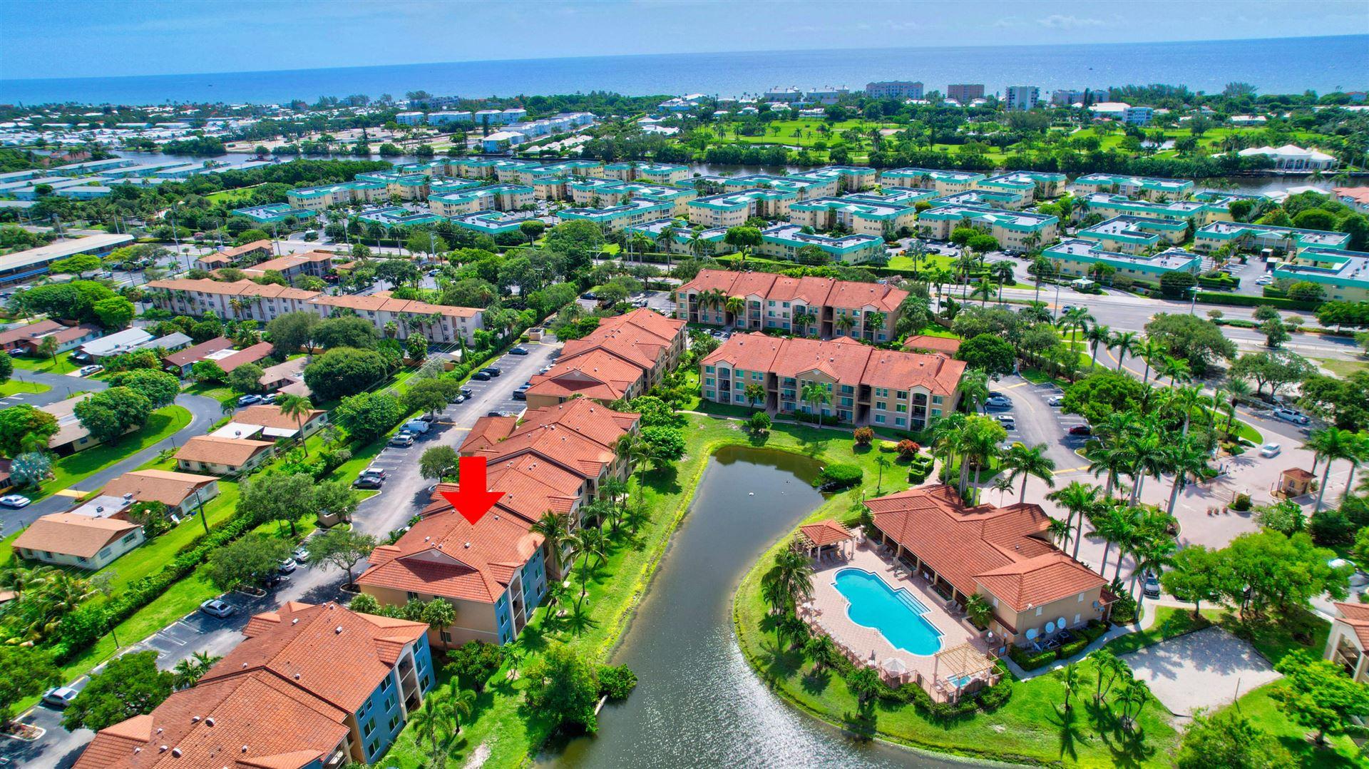 423 Villa Circle #423, Boynton Beach, FL 33435 - MLS#: RX-10731217
